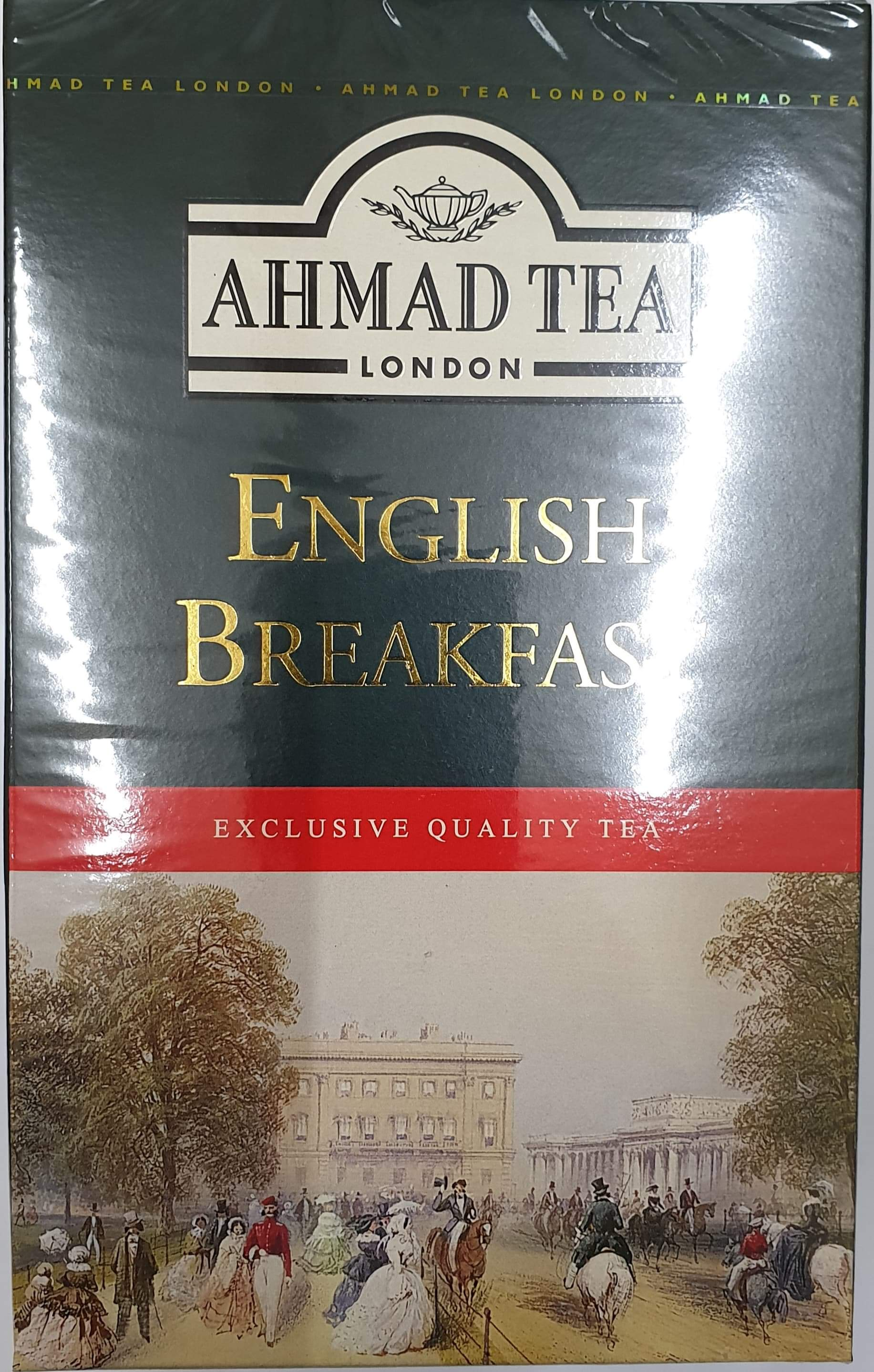 Ahmad tea english breakfast černý čaj 500g