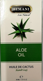 Hemani aloe olej 30ml