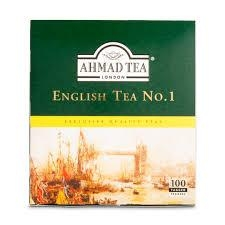 ahmad english tea no 1 100 sáčků