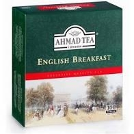 ahmad english breakfast tea 100 sáčků