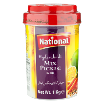 national mix pickle v oleji 1kg