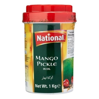 national mango pickle v oleji 1kg