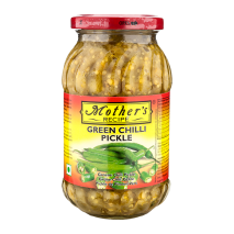 mr green chilli pickle 500g