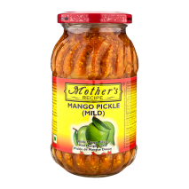 mr mango pickle mild 500g