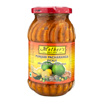 mr punjabi pachranga pickle 500g