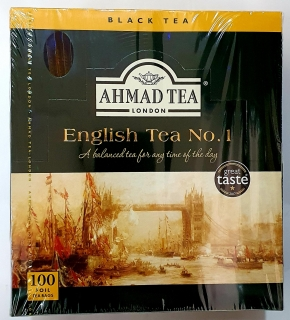 ahmad english tea no 1 100 alu sáčků