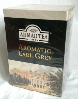 Ahmad Aromatic Earl Grey 500 g