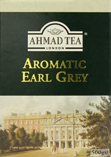 AHMAD TEA AROMATIC EARL GREY 500G